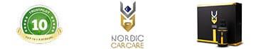 Trustpilot og Nordic Carcare